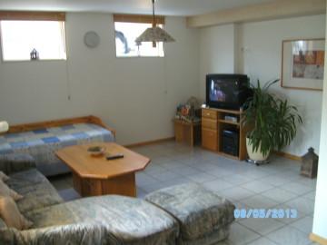 Wohnzimmer Dohmen, Mayschoß Ferienapartment, Ausstattung Ferienwohnung